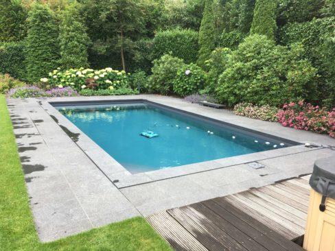Renovatie zwembad in rhenen waterwel zwembadbouwer for Renovatie zwembad